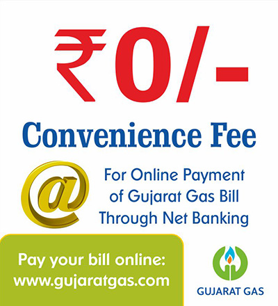 Rs.0/- Convenience Fee For Online Payment